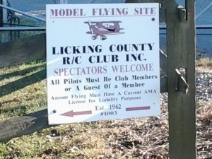 LCRC SIGN